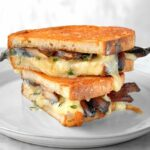 Grilled Cheese And Mushroom Sandwich – Sandwich Recipes To Go