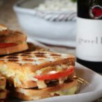 Grilled Cheese Sandwich – Braaibroodjies – Sandwich Recipes South Africa