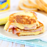 Grilled Ham And Pepper Jack Cheese Sandwich With Mayo – The ..