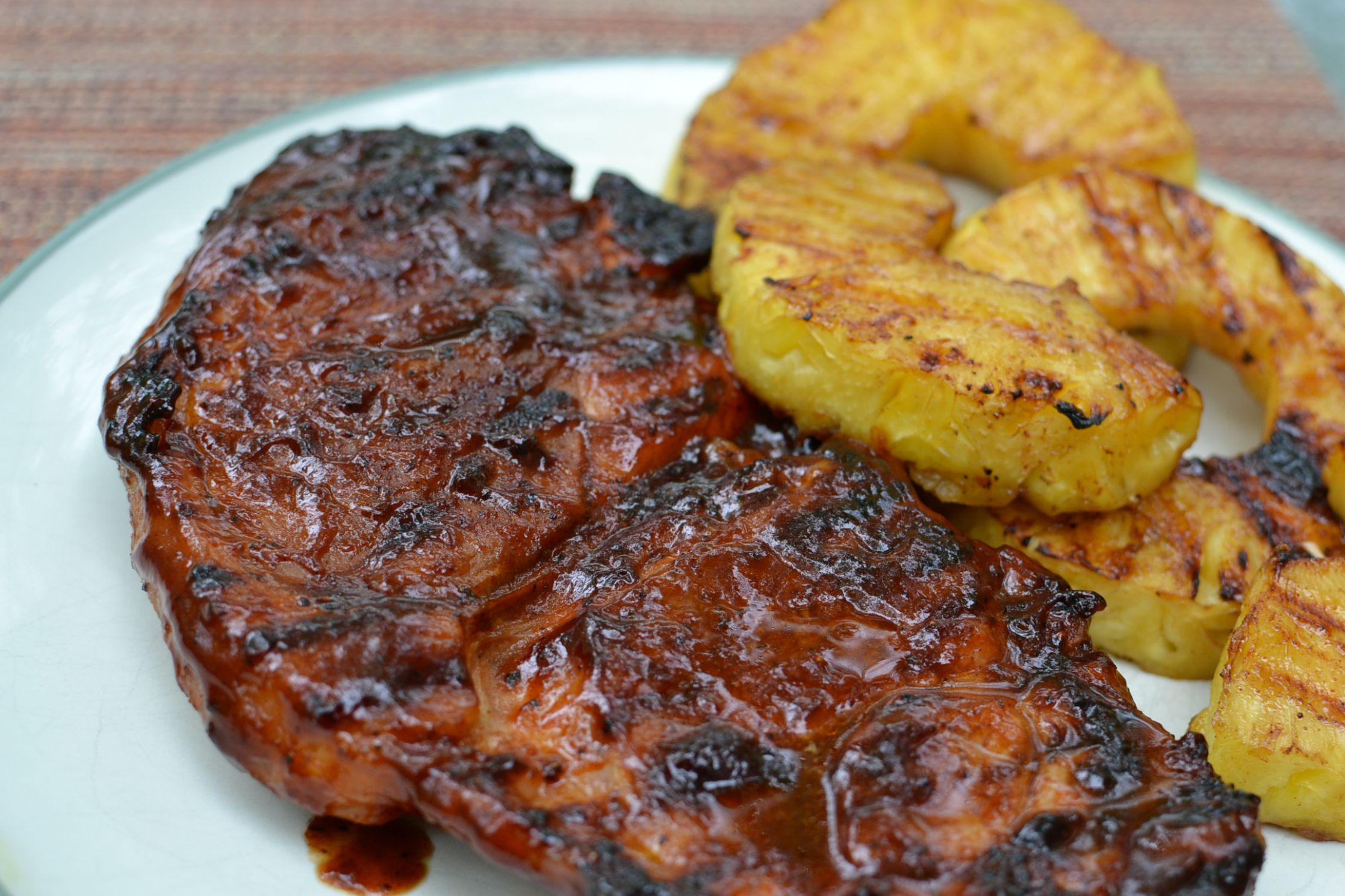 Grilled Pork Steaks - Recipes Pork Shoulder Steaks