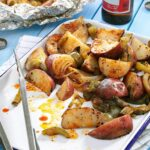 Grilled Potatoes & Peppers – Potato Recipes Dinner