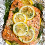 Grilled Salmon In Foil – Recipe Fish On The Grill In Foil