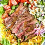 Grilled Steak Salad With Balsamic Vinaigrette – Salad Recipes To Go With Steak
