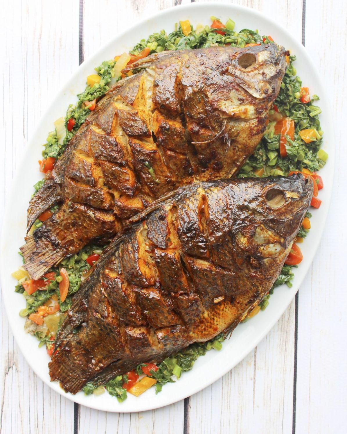 Grilled Whole Tilapia in 12 | Grilled fish recipes, Fish recipes - Fish Recipes In Zimbabwe