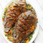 Grilled Whole Tilapia – Ivy's Kitchenette (A Taste Of Zimbabwe) – Fish Recipes In Zimbabwe