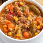 Ground Beef And Cabbage Soup – Soup Recipes Using Ground Beef