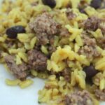 Ground Beef, Rice And Beans | Anne Jisca's Healthy Pursuits – Recipes With Yellow Rice And Ground Beef
