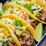 Ground Beef Taco Recipe – Recipes Beef Tacos