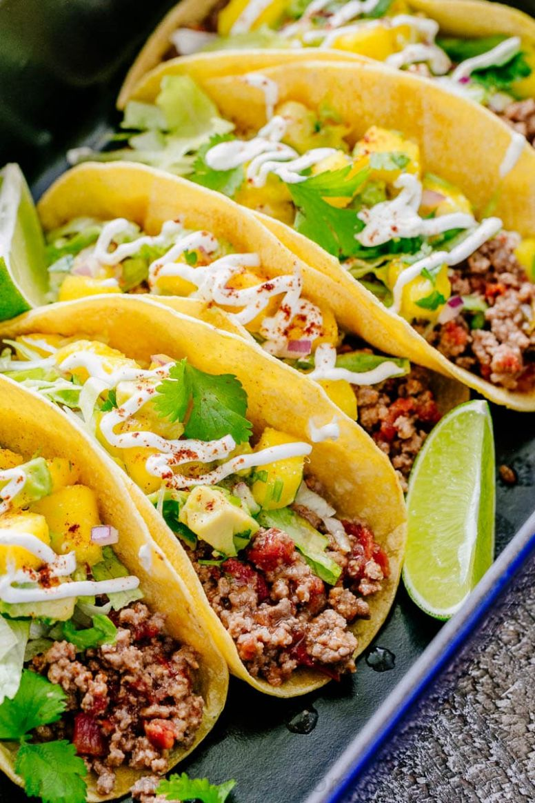 Ground Beef Taco Recipe - Recipes Beef Tacos