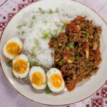 Ground Beef With Rice And Egg – Recipe Egg Ground Beef