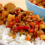 Ground Pork In Tomato Sauce – Cook N' Share – World Cuisines – Simple Recipes Ground Pork