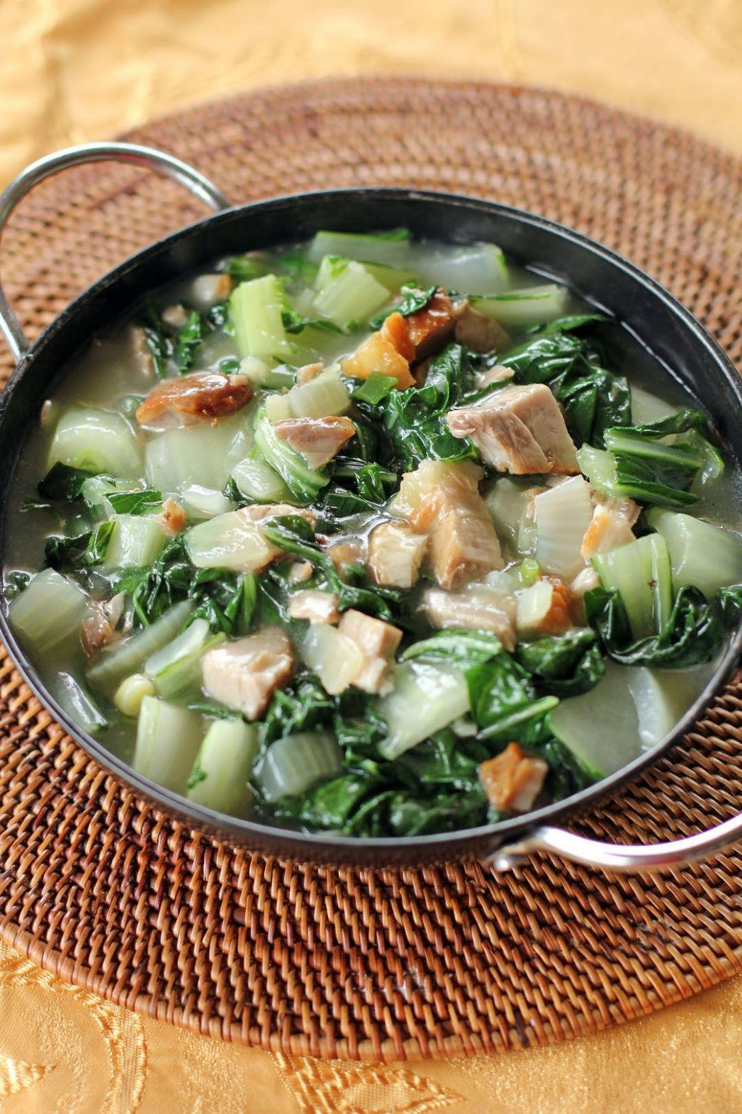 Guisadong Pechay (Sauteed Bok Choy) - Vegetable Recipes In The Philippines