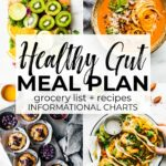 Gut Healthy Foods Healthy Meal Plan | Cotter Crunch – Healthy Recipes Meal Plan