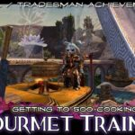 GW10 – Gourmet Training (Cooking 10) Achievement – Food Recipes Gw2