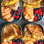 Ham, Egg And Cheese Breakfast Quesadillas – Food Recipes For Breakfast