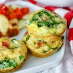 Ham, Swiss, And Spinach Egg Muffin Cups – Recipes Egg Muffin Cups