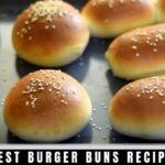 Hamburger Bun Recipe/Best Burger Bun Recipe – Recipes Sandwich Buns