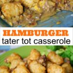 Hamburger Tater Tot Casserole – Mess For Less – Easy Recipes Made With Hamburger