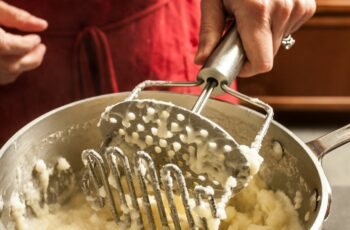 Harold Import Dual-Action Potato Masher Review - CHOW