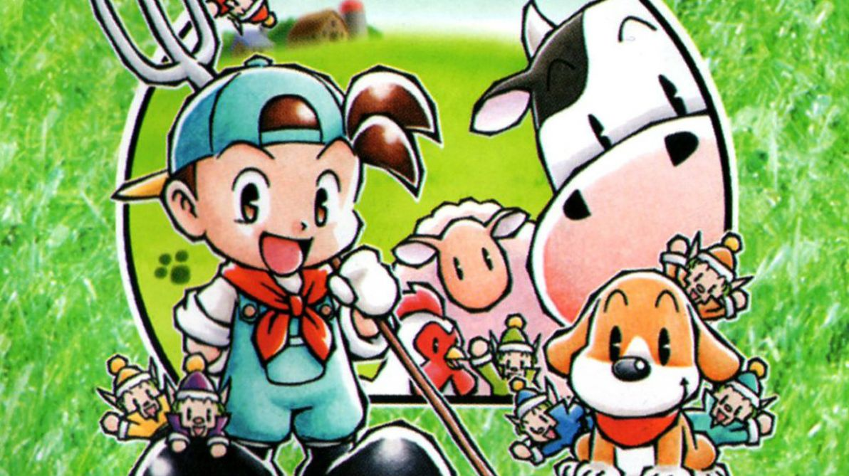 Harvest Moon 11 vs Back to Nature