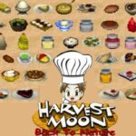 Harvest Moon Back To Nature All Recipe Part 11 – Cooking Recipes Harvest Moon Btn