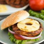 Hawaiian Chicken Burgers With Grilled Pineapple – Recipes Chicken Burgers