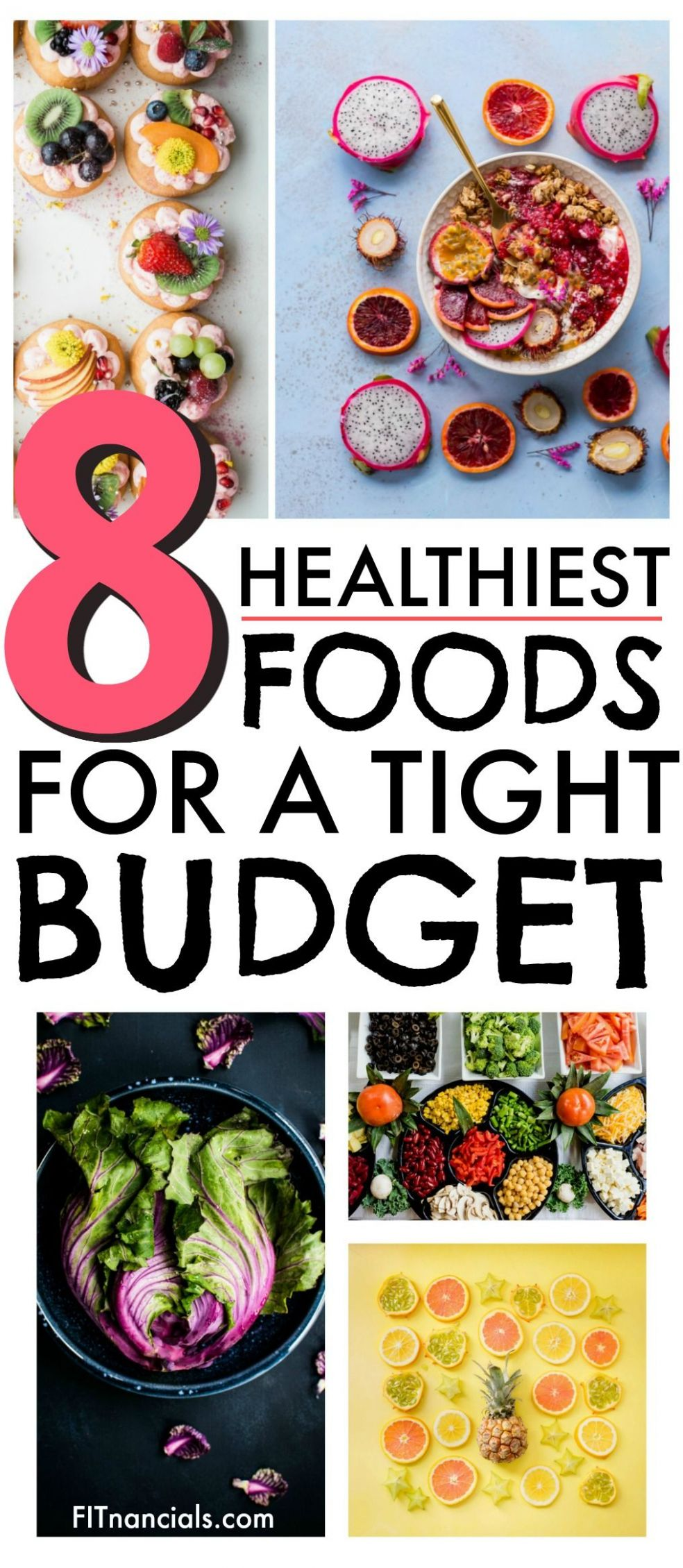 Healthiest Foods For A Tight Budget | Money saving meals, Healthy ..