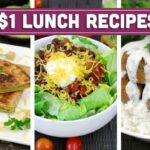 Healthy $11 Lunch Recipes – Easy Budget Meals! – Mind Over Munch – Healthy Recipes Youtube
