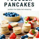 Healthy And Easy Pancakes For Toddlers – Breakfast Recipes For Babies