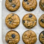 Healthy Blueberry Zucchini Muffins | Ambitious Kitchen – Healthy Recipes Zucchini Muffins