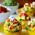 Healthy Breakfast Egg Muffins – Recipe Egg Muffins Healthy