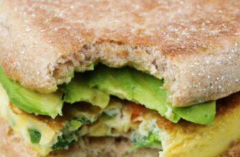 Healthy Breakfast Sandwich Recipe by Tasty