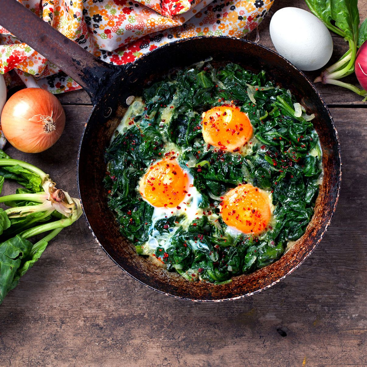 Healthy Breakfasts for Weight Loss | Shape - Weight Loss Egg Recipes