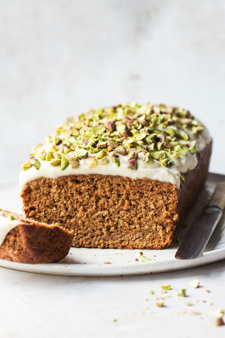 Healthy carrot cake - Healthy Recipes Cakes