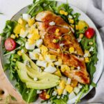 Healthy Chicken Cobb Salad Recipe