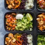 Healthy Chicken Meal Prep – Under 9 Calories | Chicken Meal Prep ..