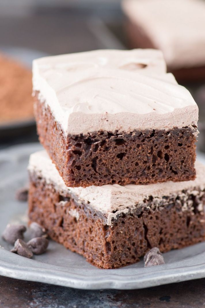 Healthy Chocolate Fudge Cake - Healthy Recipes Cakes