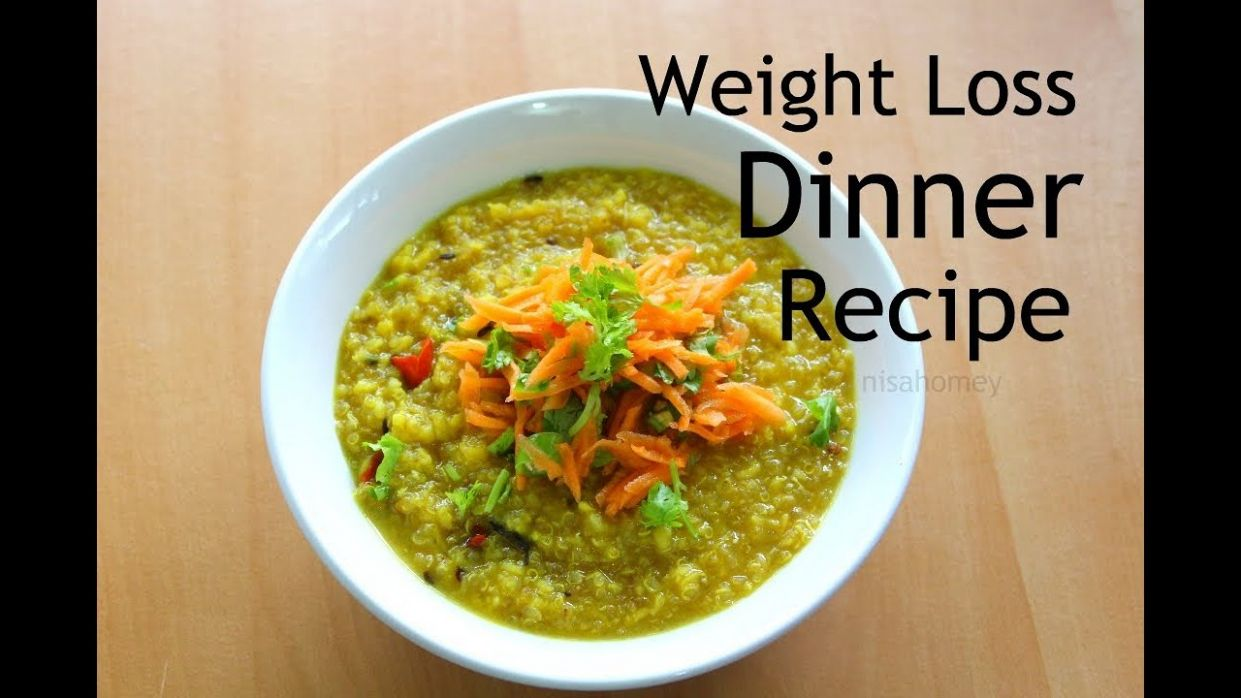 Healthy Dinner Recipes For Weight Loss – Indian Vegetarian Low Fat ..
