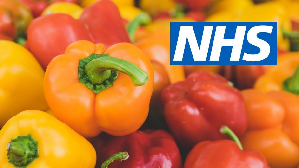 Healthy Eating: Stuffed peppers | NHS - Healthy Recipes Nhs