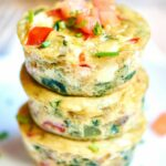Healthy Egg Muffin Cups – Only 12 Calories, Loaded W/ Veggies ..