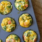 Healthy Egg White Breakfast Muffins – Recipe Egg White Muffins