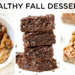 HEALTHY FALL DESSERT RECIPES ‣‣ Quick & Easy Vegan Desserts – Vegan Dessert Recipes Quick