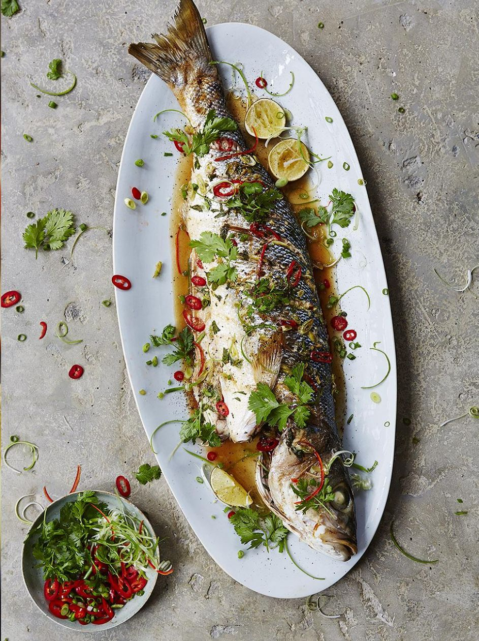 Healthy fish recipes | Galleries | Jamie Oliver - Rice Recipes Jamie Oliver