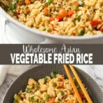 Healthy Fried Brown Rice With Vegetables – Rice Recipes Dairy Free