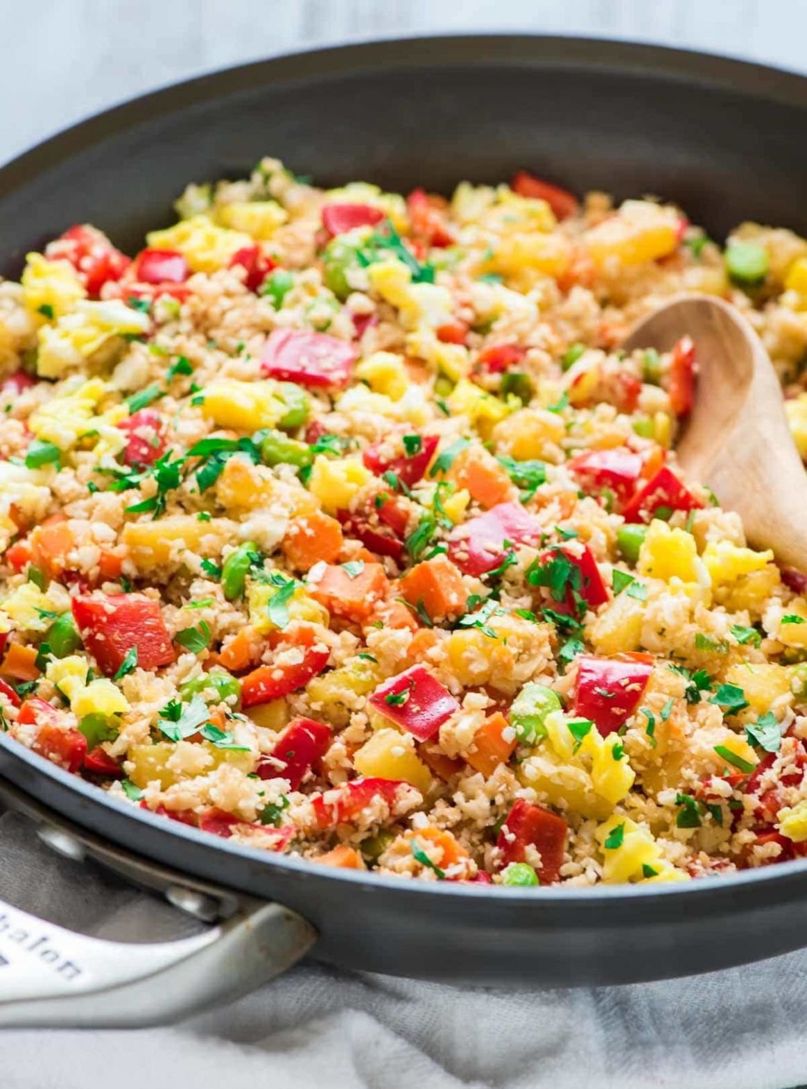 Healthy Fried Rice - Rice Recipes Healthy