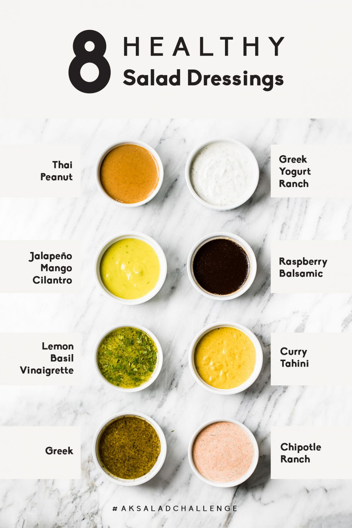 Healthy Greek Dressing | Ambitious Kitchen - Recipes Of Salad Dressing