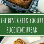 Healthy Greek Yogurt Zucchini Bread – Healthy Recipes Zucchini Bread