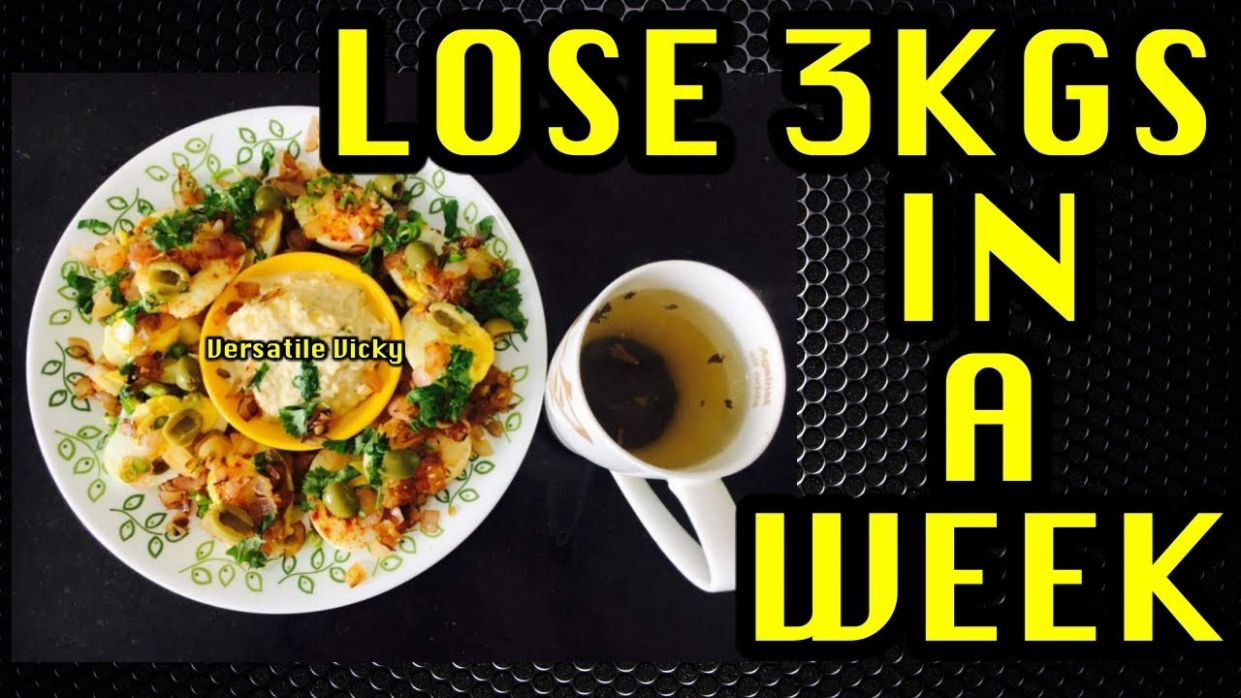 Healthy High Protein Breakfast | Lose 10 Kgs in a Week | Egg Recipe For  Weight Loss & Bodybuilding - Weight Loss Egg Recipes