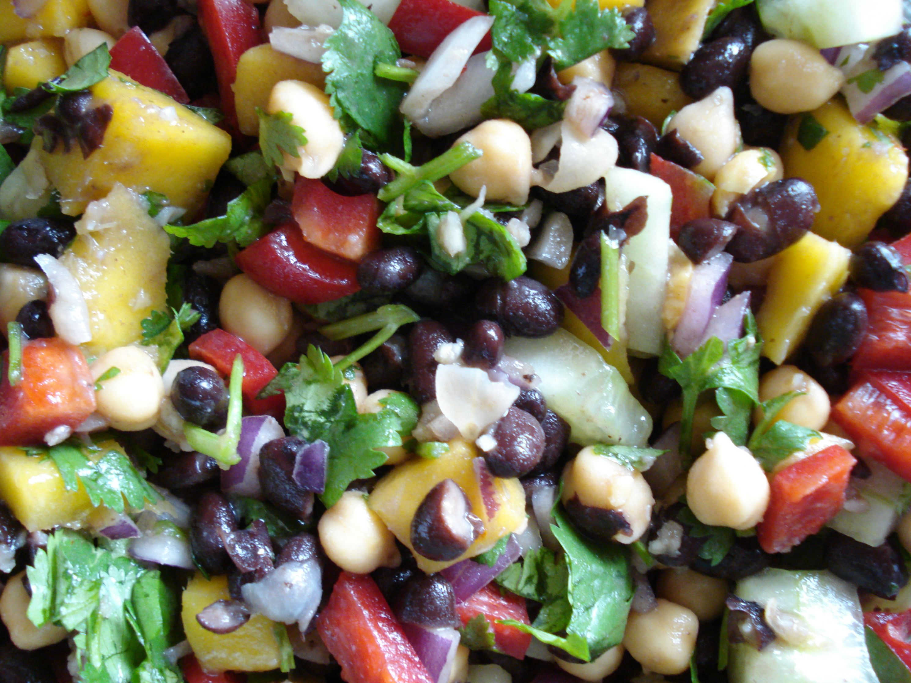 Healthy Indian Vegetarian Salad Recipes For Weight Loss - Image Of ..