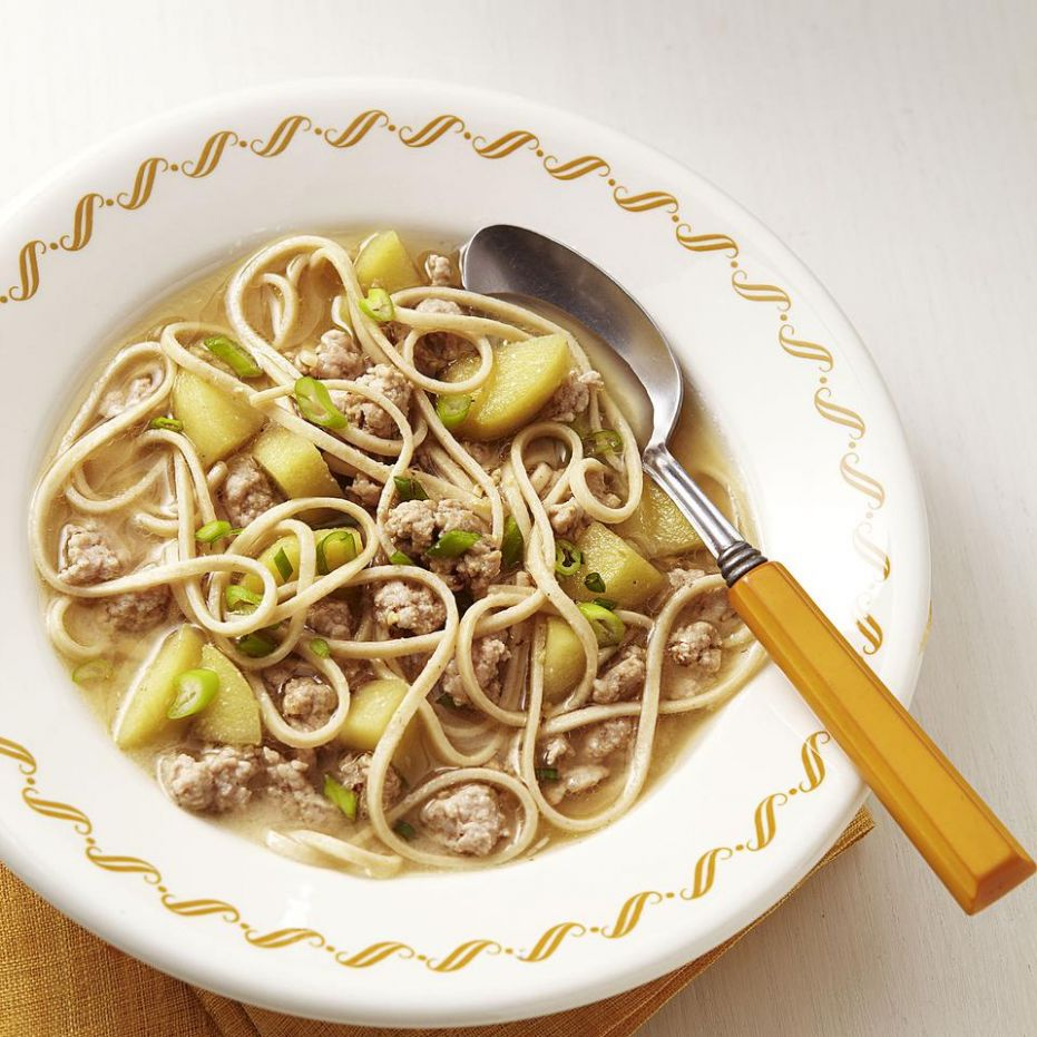 Healthy Japanese Soup Recipes - EatingWell - Healthy Recipes Japanese